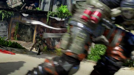 【VGtime】《使命召唤 黑色行动4》多人模式预告片