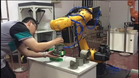20180330  牵引示教装配管管工件