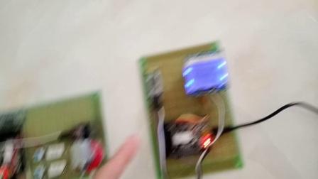 霍尔光电编码测速无线蓝牙传输显示