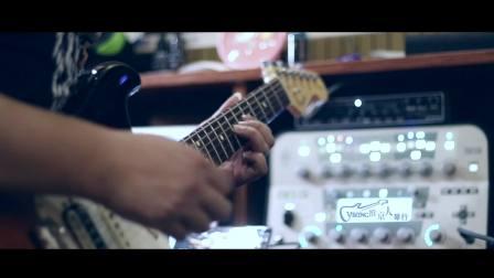 电吉他独奏《让一切随风》超好听的经典老歌