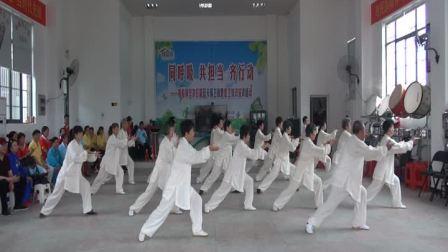 2018年福临镇太乙游龙拳第一、二、三路全套展示