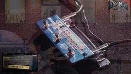 铁人音乐频道乐器测评-Valeton 顽声 Dapper AMP mini