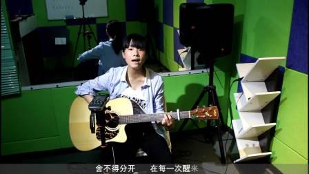 【洛克音乐】 吉他弹唱《最美的期待》