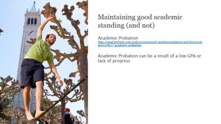 Academics - BIO iStart Course