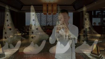 唯美陶笛曲《天空之城》——三满陶笛——SF调