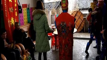 陇桃村,支書阮明漢61壽宴