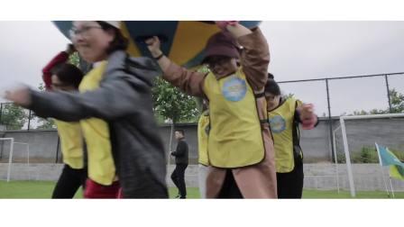 【济南青木电影】--润科国际2018年春季趣味运动会