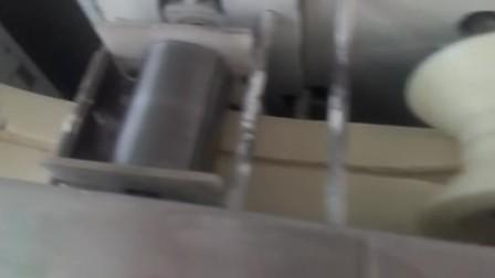 小型方馒头机生产线