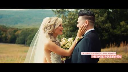 【乡村音乐】Dan + Shay - Speechless (Wedding Video)中英字幕MV