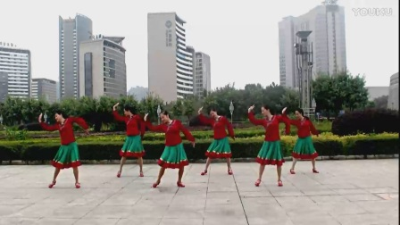 中老年广场舞12步中老年健身舞