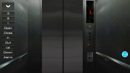【Richard】游戏屋 #2 -看我如何把电梯弄坏,并且证明了警铃是没用的 -3D模拟电梯