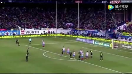 有一种绝望叫梅西,梅球王的进球令门将毫无反应!