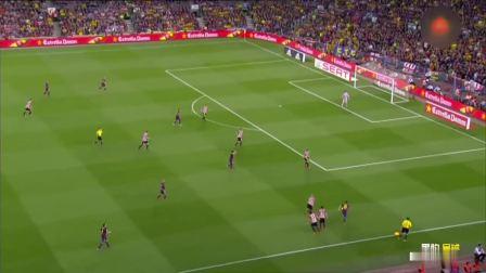 【黑豹足球】国王杯经典回顾  梅西国王杯决赛进球大放送