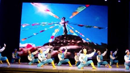 蒙古族舞蹈《呼伦贝尔大草原》珠江艺术团