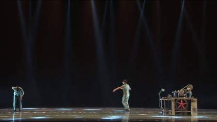 13.双人舞《笔尖筑梦》