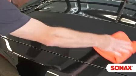 德国SONAX索纳克斯新车蜡汽车镀膜蜡去污划痕蜡抛光研磨水晶蜡-tmall.com天猫