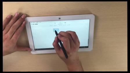 酷比魔方MIXplus 课堂笔记软件实测教程