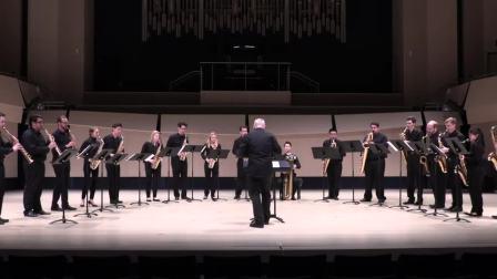 Iowa Saxophonists' Workshop Class of Kenneth Tse
