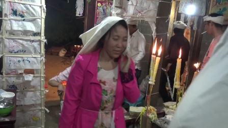 晴隆县安谷乡四合村老院子组令狐昌明葬礼仪式第一集