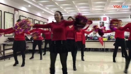 南昌玲玲舞队庆三八节