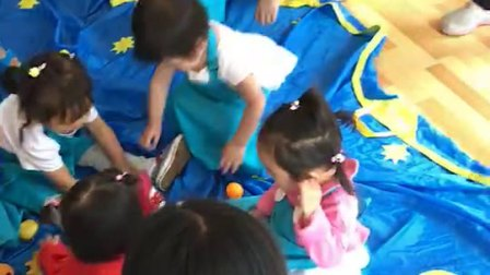 重庆优美西点为妮娃娃早教馆提供高端体验课 玩耍中2