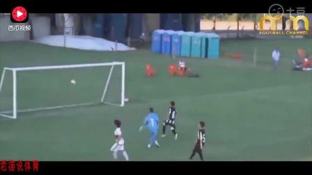 巴西的12岁足球小天才, 被誉为下一个罗纳尔多 脚法迷幻