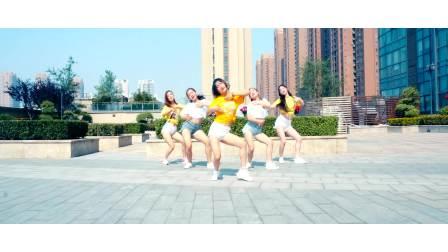 郑州爵士舞教练班培训 皇后舞蹈师资班学习 Beyoncé - Countdown