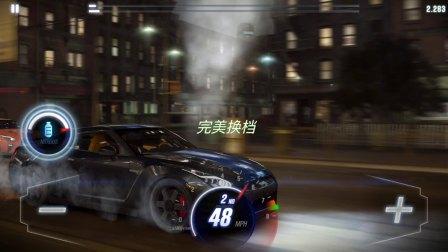[CSR Racing 2 JYSS日常]2015日产(尼桑)GT-R(R35)——VS——2017日产(尼桑)GT-R(R35)〈夜间〉