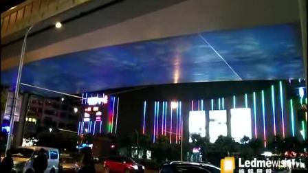 武汉龙阳大道高架桥 广州朗文光电有限公司