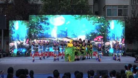 新乡市卫滨区姜庄街()小学第七届校园文化艺术节