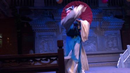 2018.05.26温州南戏博物馆瓯剧《珍珠塔·跌雪》主演:翁翔