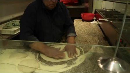 意大利披萨制作过程
