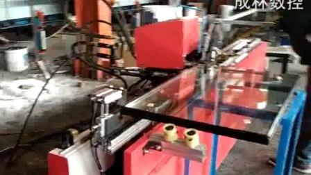 中空玻璃打胶机操作教程