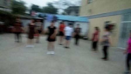 南京市溧水区石湫街道蟹塘社区广场舞《我的中国梦》