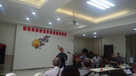武汉名票曹文君老师演唱《红灯记·十七年》