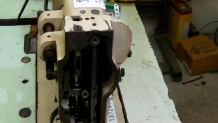 电脑缝纫机维修培训、 DU车(同步车) 拆装视频教程