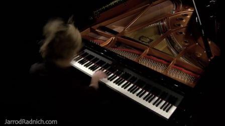 爆燃版加勒比海盗钢琴独奏-Jarrod Radnich