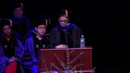 NYU GSAS Doctoral Commencement 2018