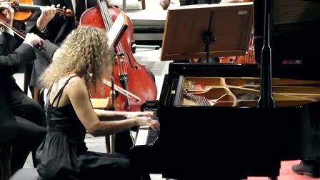 Rachmaninov Piano Concerto n 2 op. 18 Elisa Tomellini 意大利钢琴家 Complete Live