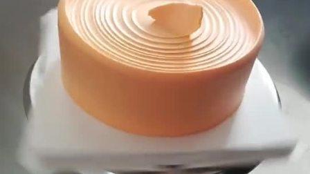 美拍视频: 生日蛋糕制作#美食#