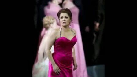 Anna Netrebko - Zdes' khorosho, Op.21, No.7 (Rachmaninov)
