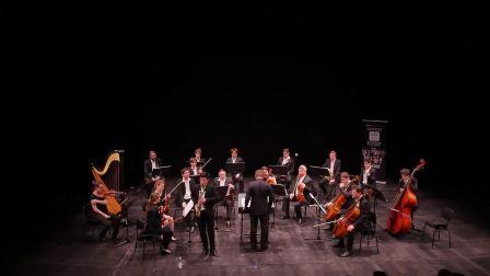 Carlos Ordonez - J. Ibert- 'Concertino da camera'