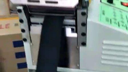 厂家直销电脑切带机 松紧带专用切带机 织带切带机 电脑冷热切带机