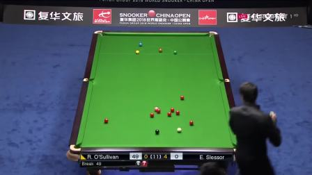 Ronnie O'Sullivan 147 Break _ CHINA OPEN 2018 _ Snooker Lovers