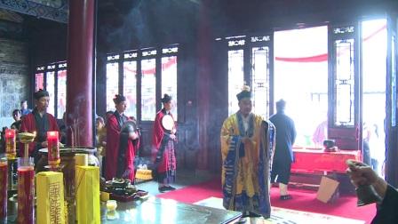 【视频】西安八仙宫举行庆贺吕祖圣诞1220周年开光法会