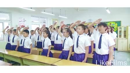 【来可·毕业季】时光不老,我们不散!南京市五老村小学六(4)班