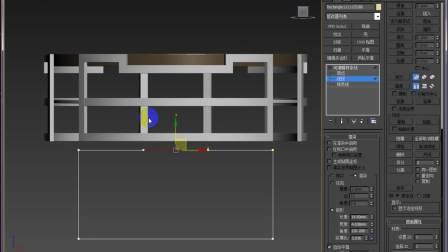 室内设计3dmax建模材质灯光视频教程 -休闲家具组合-公开课