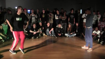 【2012】Paradox vs Delano Beat The Enemy 2012 Hip Hop Kevin Oelen