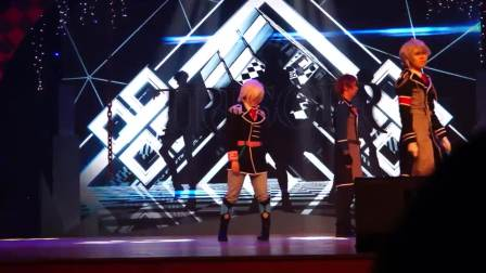 IDOLiSH7主题舞蹈 1(2018年传媒大学春日舞台祭)