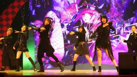 舞蹈Hysteric Bullet(2018年传媒大学春日舞台祭)